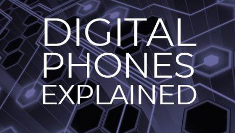 Enginet CanFibe explains digital home phones