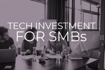 What technology should small business invest in
